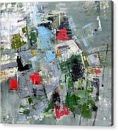 Sublet Acrylic Print by Katie Black
