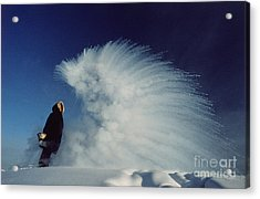 Sublimation Acrylic Print by B and C Alexander