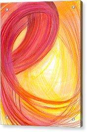 Sublime Design-v2 Acrylic Print