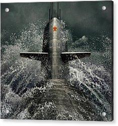 Submarine Acrylic Print