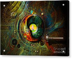 Submarine Periscope Acrylic Print