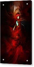 Submergence Acrylic Print by Philip Straub