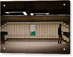 Subterraneans 2013 Acrylic Print by Eric Soucy