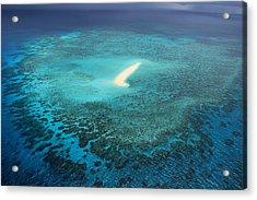 Sudbury Cay Acrylic Print