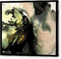 Sudden Impact Acrylic Print