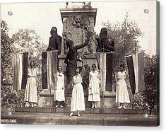 Suffragettes, 1918 Acrylic Print