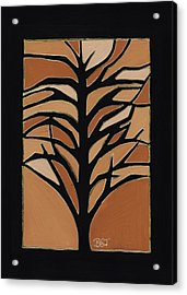 Sugar Maple Acrylic Print by Barbara St Jean