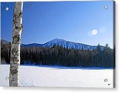 Sugarloaf Usa Acrylic Print by Alana Ranney