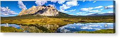 Sukakpak Reflection Acrylic Print