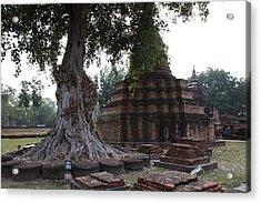 Sukhothai Historical Park - Sukhothai Thailand - 011319 Acrylic Print by DC Photographer