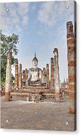 Sukhothai Historical Park - Sukhothai Thailand - 011331 Acrylic Print by DC Photographer
