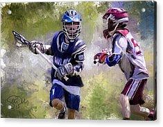 Sullivan Acrylic Print by Scott Melby