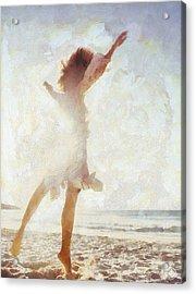 Summer As It Should Be Acrylic Print by Gun Legler