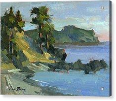 Summer At Lopez Island Acrylic Print