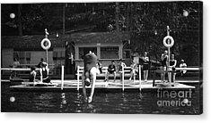 Summer At The Lake 1928 Acrylic Print