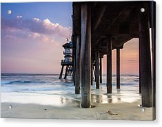 Summer Bliss Acrylic Print