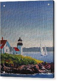 Summer Breeze Acrylic Print by Shirley Braithwaite Hunt