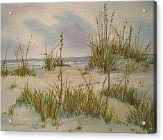 Summer Breezes Acrylic Print by Cheryl Borchert
