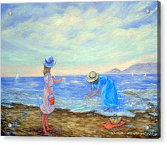 Summer By The Sea... Acrylic Print