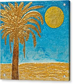 Summer Days Acrylic Print by Paul Tokarski