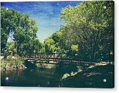 Summer Draws Near Acrylic Print by Laurie Search