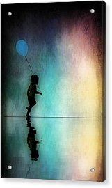 Summer Fun Acrylic Print by Dave Hrusecky