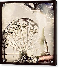 Acrylic Print featuring the photograph Summer Fun by Trish Mistric