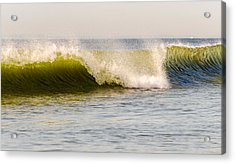 Summer Green Room Breaking Acrylic Print