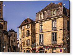 Summer In Perigueux Acrylic Print by Georgia Fowler