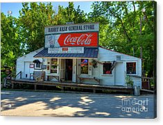 Summer In Rabbit Hash Acrylic Print