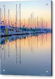 Summer Light Acrylic Print