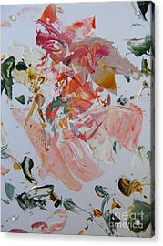 Summer Acrylic Print by Nancy Kane Chapman
