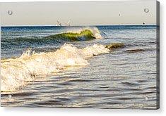 Summer Ocean Scene 1 Acrylic Print