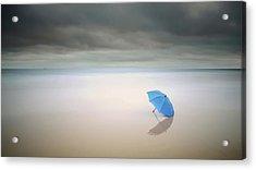 Summer Rain Acrylic Print by Paulo Dias