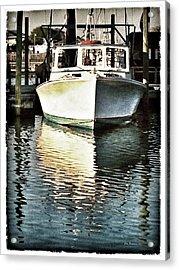Summer Reflections Acrylic Print by John Pagliuca