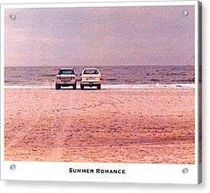 Summer Romance Acrylic Print by Lorenzo Laiken