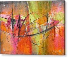 Summer Sangria Acrylic Print