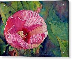 Summer Secrets Acrylic Print