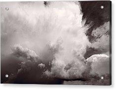 Summer Storm Acrylic Print by Steve Gadomski