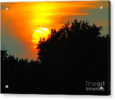 Summer Sunset #3 Acrylic Print