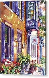 Summer Tea Acrylic Print