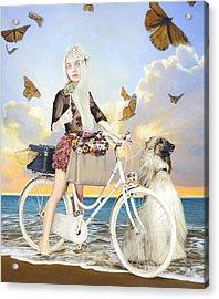 Summer Acrylic Print