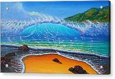 Summer Winds Acrylic Print