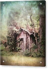 Summerfield Shed Acrylic Print