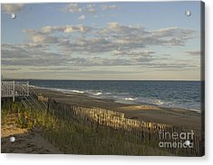 Acrylic Print featuring the photograph Summer's Farewell by Alice Mainville