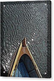 Summertime Serenity Acrylic Print by Tim Allen