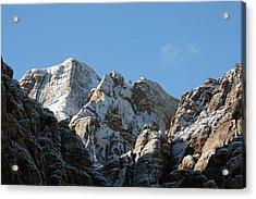 Summits Reach Acrylic Print