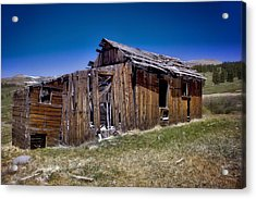 Summitville - Colorado Ghost Town Acrylic Print