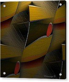 Sun-ab-2 Acrylic Print by Ines Garay-Colomba