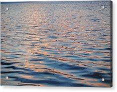 Sun Glow Acrylic Print by Michele Kaiser